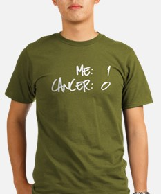 Cancer Survivor Humor T-Shirt