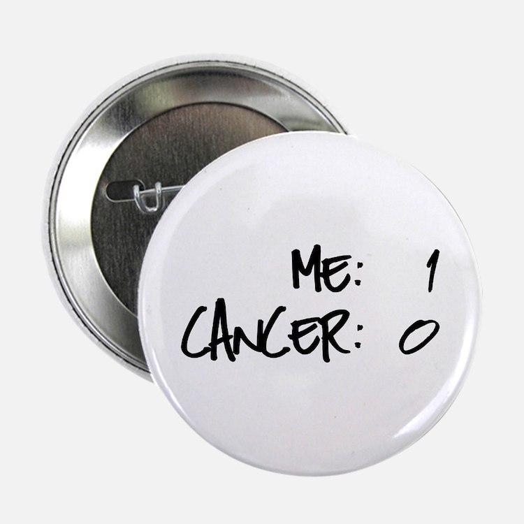 """Cancer Survivor Humor 2.25"""" Button"""