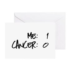 Cancer Survivor Humor Greeting Card