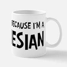 Melanesian - Do not Hate Me Small Small Mug