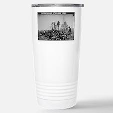 US Civil War Soldiers 1 Travel Mug