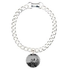 US Civil War Soldiers 1 Charm Bracelet, One Charm