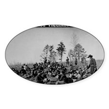 US Civil War Soldiers 1 Decal