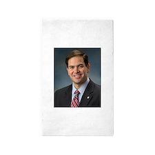 Marco Rubio, United States Senator 3'x5' Area Rug