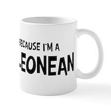 Sierra Leonean - Do not Hate  Mug