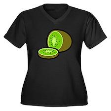 Kiwi Plus Size T-Shirt