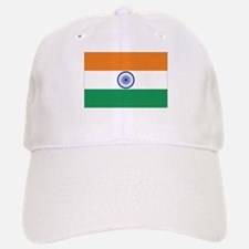 India's flag Baseball Baseball Cap