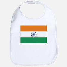 India's flag Bib