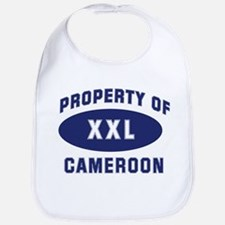 Property of CAMEROON Bib