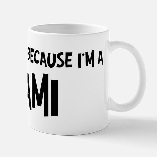 Saami - Do not Hate Me Mug