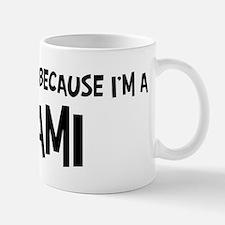 Saami - Do not Hate Me Small Small Mug