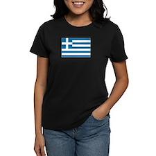 The flag of Greece Tee