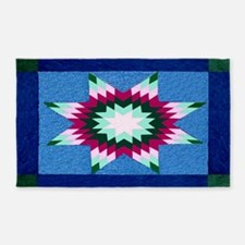 Star Quilt Area Rug