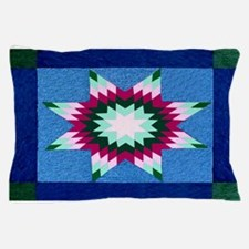 Star Quilt Pillow Case