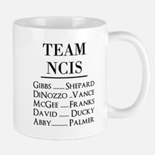 Team NCIS Mugs