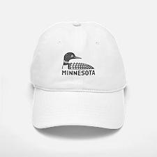 Minnesota Loon Baseball Baseball Baseball Cap