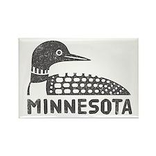 Minnesota Loon Magnets