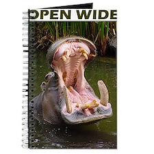 Hippo - Open Wide - Journal