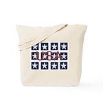 Starblock USA Patriotic Tote Bag