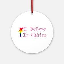 Fairies Ornament (Round)