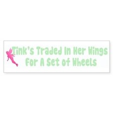 Tink Bumper Stickers