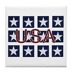 Starblock USA Tile Coaster