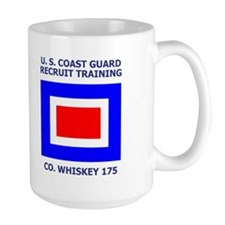 USCG Recruit Company W175<BR> Mug 1