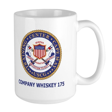 USCG Recruit Company W175<BR> Mug 2