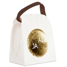 Chai Jazz Canvas Lunch Bag