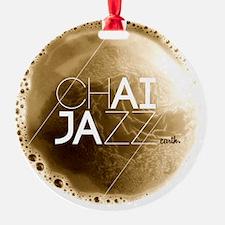 Chai Jazz Ornament