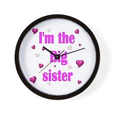 Big Sister II Wall Clock
