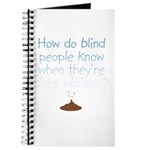 Blind Wipe Journal