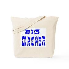 Big Macher Tote Bag