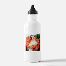 flower box Water Bottle