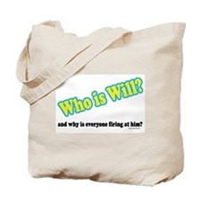 Who Is Will? Tote Bag