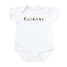 Leilani Infant Bodysuit