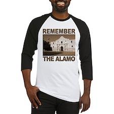 Remember the Alamo<br>Baseball Jersey