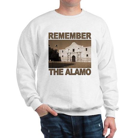 Remember the Alamo<br>Sweatshirt
