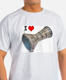 I Love Darbuka T-Shirt