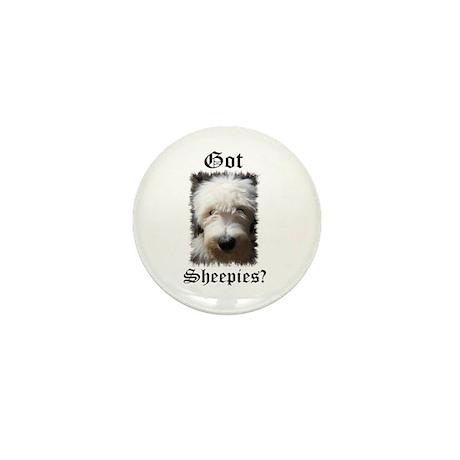 Got Sheepies? Mini Button