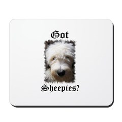 Got Sheepies? Mousepad
