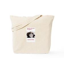 Dorothy_parker brevity lingerie.psd Tote Bag
