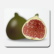 Fig Fruit Mousepad