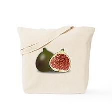 Fig Fruit Tote Bag