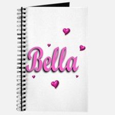 Cute Attractive woman Journal