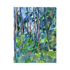 Cezanne: In the Woods Twin Duvet