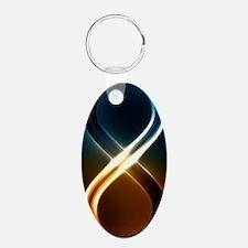 Infinite Light Keychains