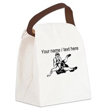 Custom Wrestling Canvas Lunch Bag