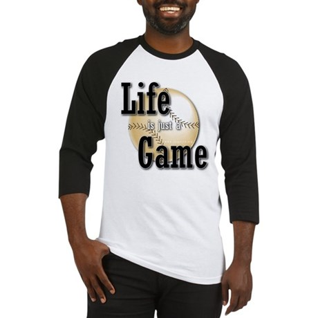 Life is just a Game Baseball Jersey