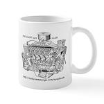 EngineLogoLargeNewBlackText Mugs